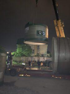 Станция повышения давления ЛотОС производительностью 151,2 м3/ч